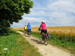 cycling normandy